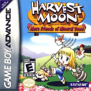 Harvest Moon: More Friends of Mineral Towns