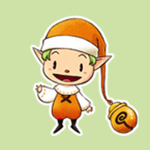 Nappy (Harvest Sprite)