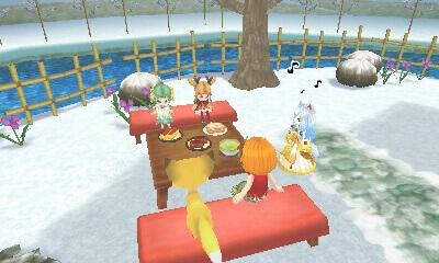 งานน้ำชาของ Inari