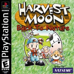 Harvest Moon: Back to Nature (Box Art)