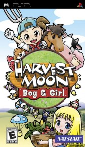 Harvest Moon Boy & Girl