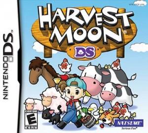 Harvest Moon DS (Box Art)