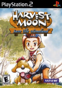 Harvest Moon: Save the Homeland (Box Art)