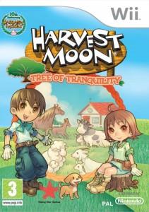 Harvest Moon: Tree of Tranquility (Box Art)