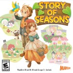 Story of Seasons (Box Art)