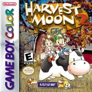 Harvest Moon 2 GBC (Box Art)
