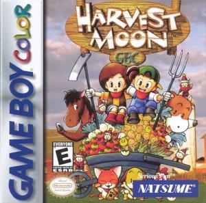 Harvest Moon GB (Box Art)