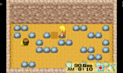 Harvest Moon: More Friends of Mineral Town - Mining Tips 01