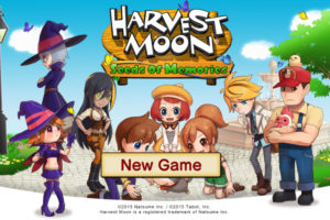 Harvest Moon: Seeds of Memories Review