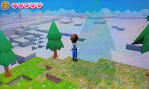 Farm area | Harvest Moon Skytree Village