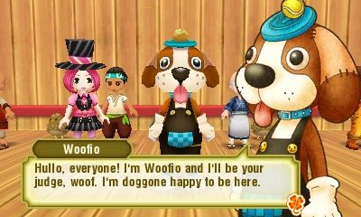 Woofio - Story of Seasons Trio of Towns