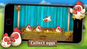 Correct eggs