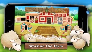 Work on the farm
