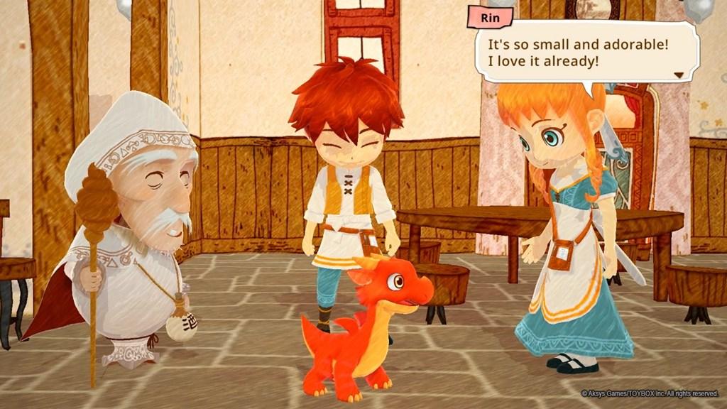 Little Dragons Café