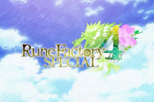 Rune Factory 4 Special