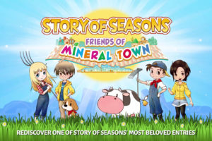 Story of Seasons: Friends of Mineral Towns