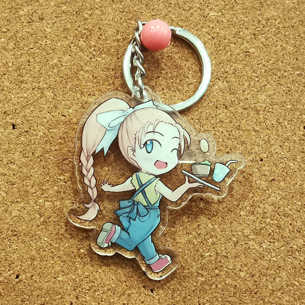 Ann - Harvest Moon: Back to Nature