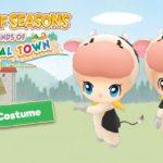 Cow Costume DLC