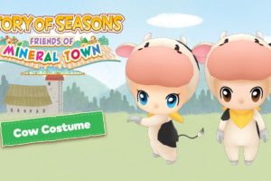 Cow Costume DLC