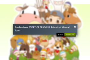 ราคา Story of Seasons: Friends of Mineral Town บน STEAM